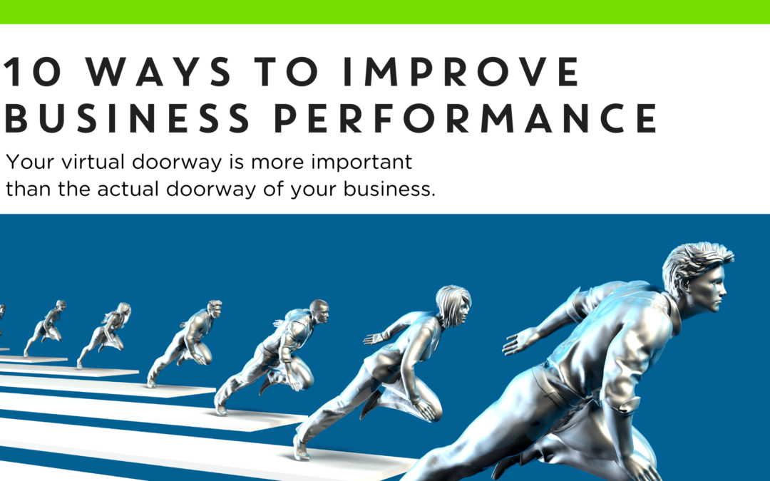 10 Tips To Improve Business Performance