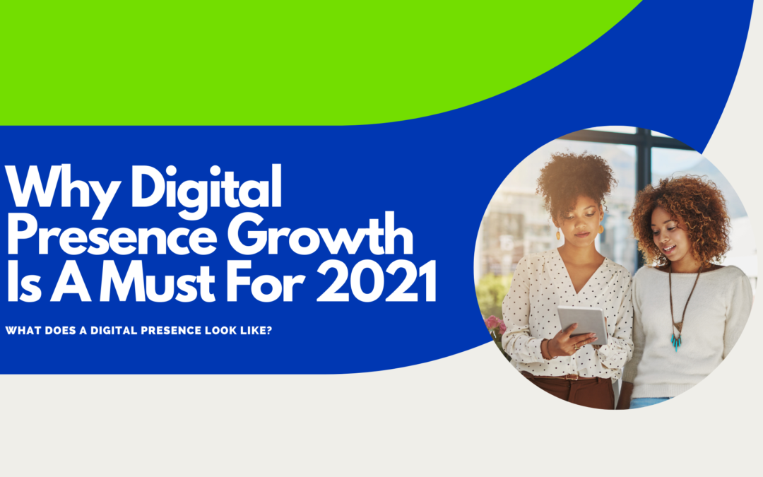 Why Your Online Presence Is A Must In 2021