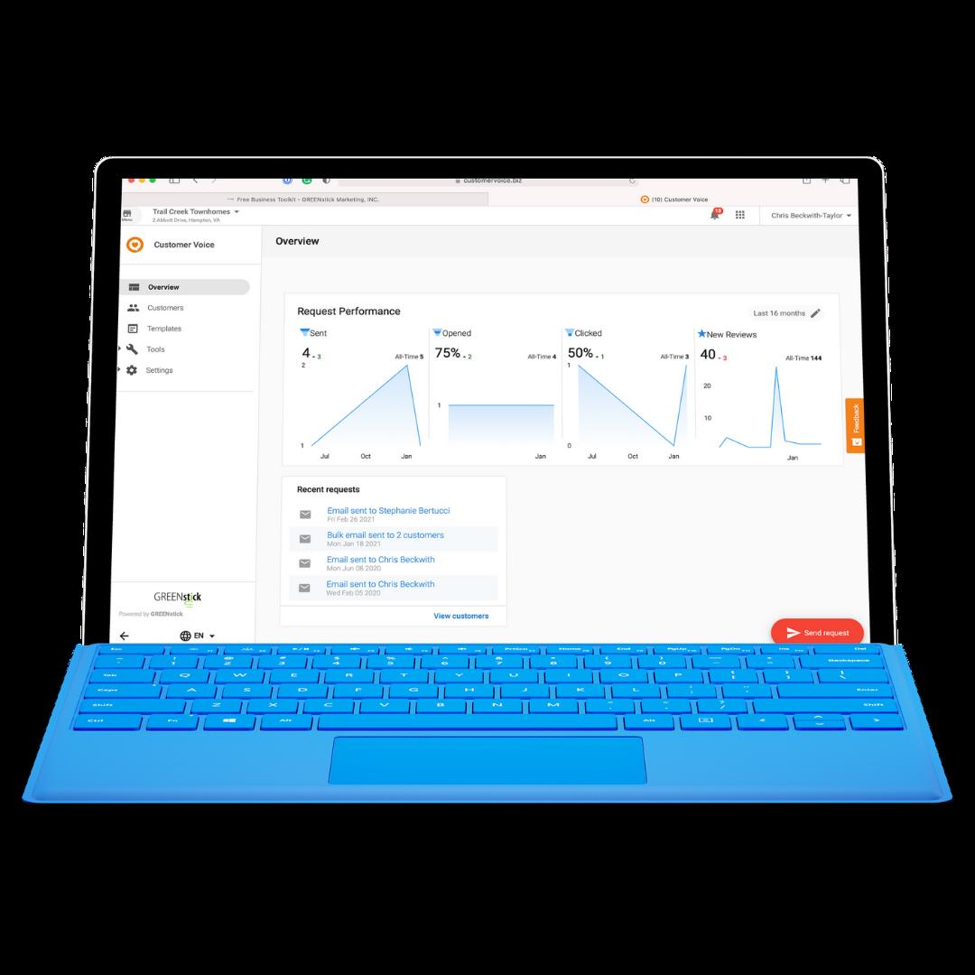 GREENstick Online Reputation Management Services